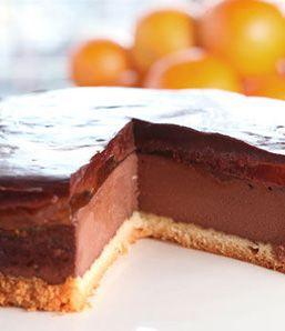Jaffa Cake Cheesecake (Womans Own)