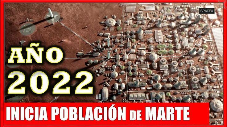 ATENCIÓN! Colonización Planeta Marte empieza en TAN SOLO 4 AÑOS NOTICIAS DE ÚLTIMA HORA #noticias