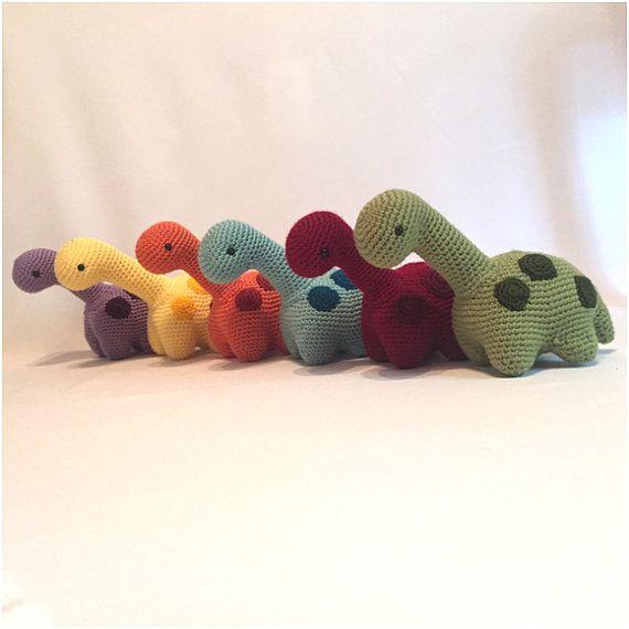 Gourmet Crochet Amigurumi Dinosaurs : 1000+ ideas about Crochet Dinosaur Patterns on Pinterest ...