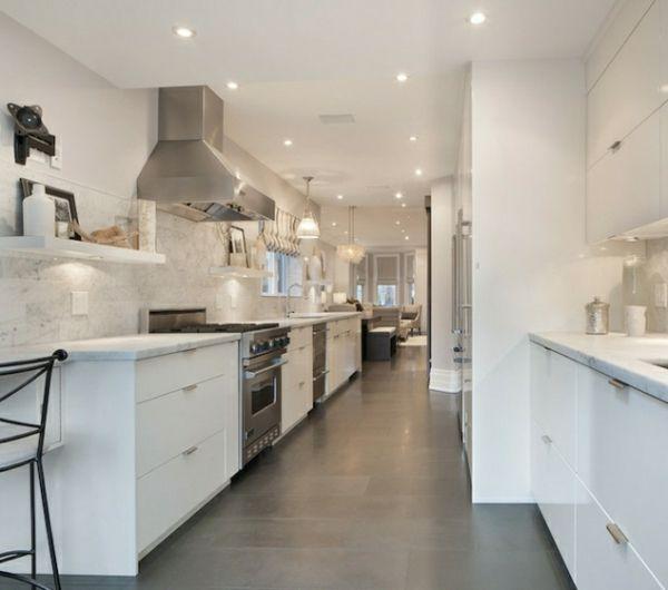 idee-deco-cuisine-blanche-laquée-design-d-intérieur-cuisine-aspirateur