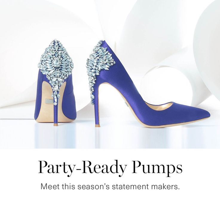 Party-Ready Pumps