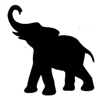 56 best Elephant silho...