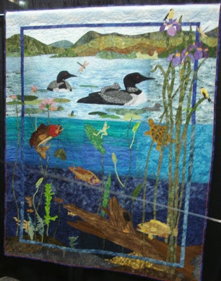 45 Best Images About Wildlife Quilts On Pinterest Quilt