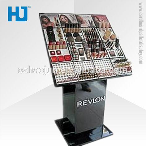 Mac cosmétiques maquillage présentoir pour beauté échantillons, Mac cosmétiques affichage du compteur pour Revlon-image-Support d'affichage-Id du produit:60267481999-french.alibaba.com