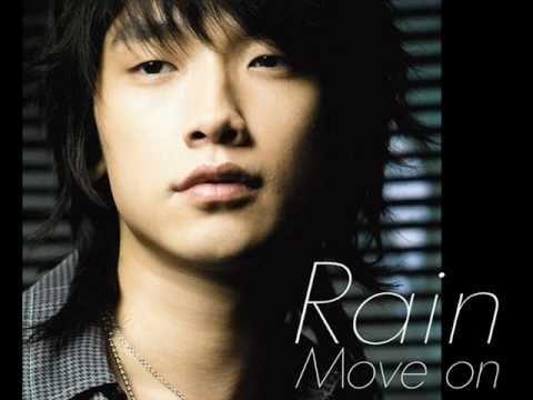 Bi Rain - Move On (Korea version)