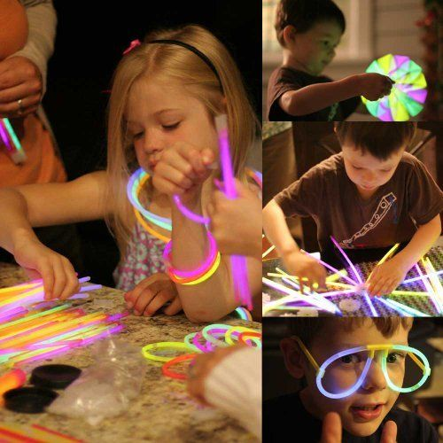 Glow Craft and Party Packs! https://glowproducts.com/us/glow-party-pack #party #crafts
