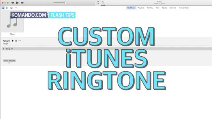 Ring any bells? In this Komando.com Flash Tip, we demonstrate how to make a ringtone from a song in your iTunes Library.