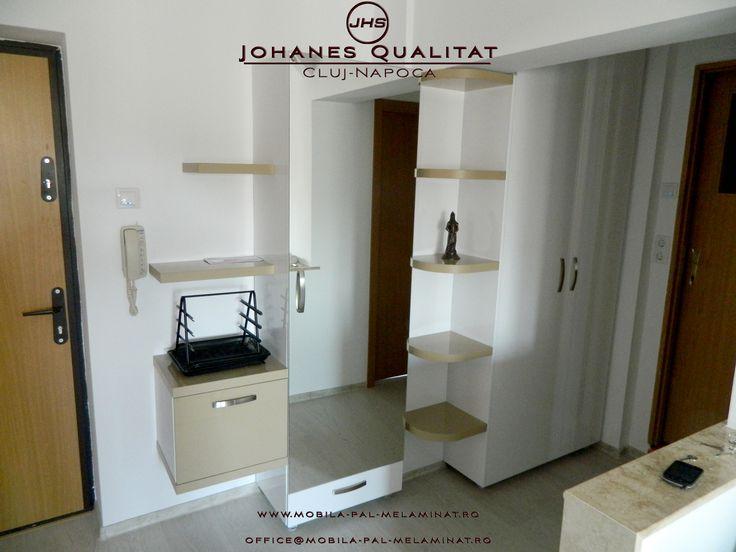 Mobila la comanda Cluj - Hol Holuri - Johanes Qualitat Cluj