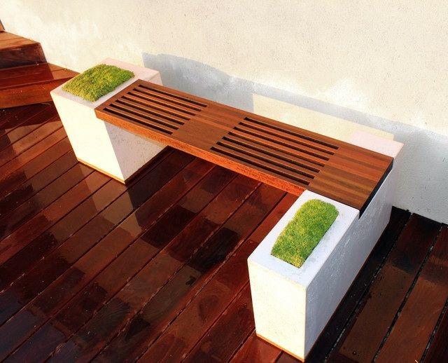 Die besten 25 sitzbank selber bauen ideen auf pinterest - Grune wand selber bauen ...