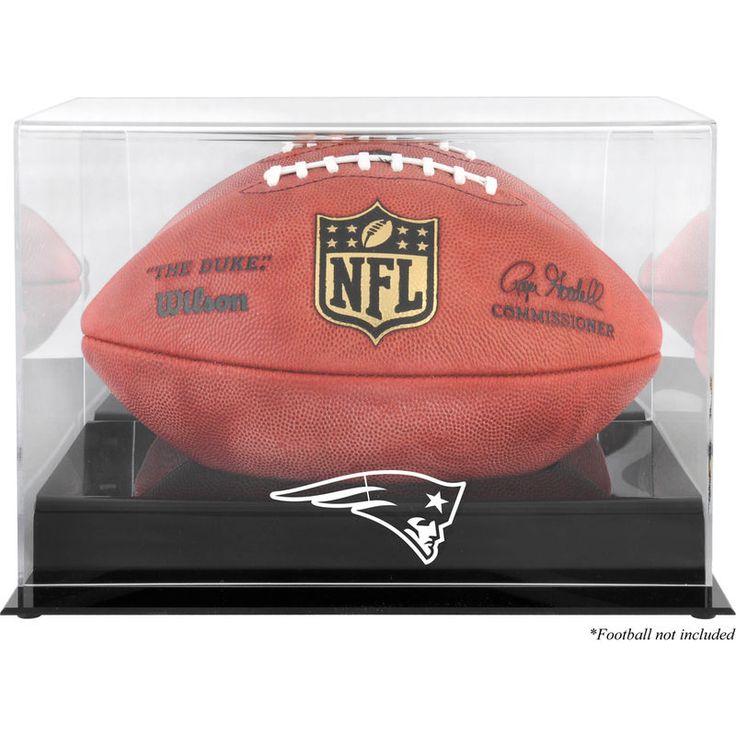New England Patriots Fanatics Authentic Black Base