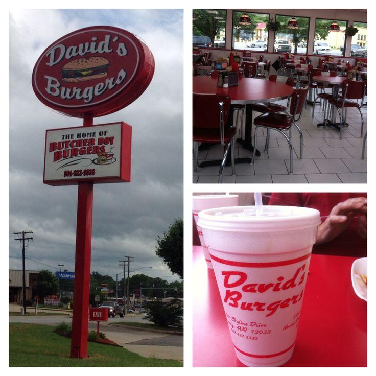 David's Burgers - Arkansas