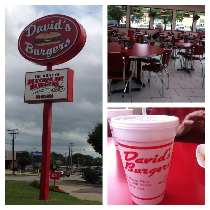 David's Burgers - Conway, Arkansas