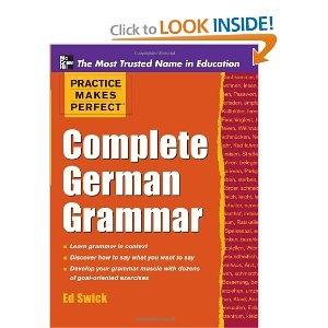 Need to brush up on my Deutsch.