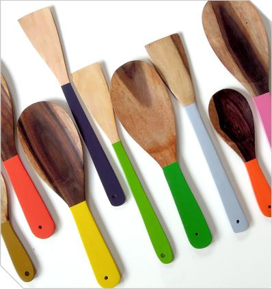 Shop South African Design | Coconut Utensil Set | Meekel