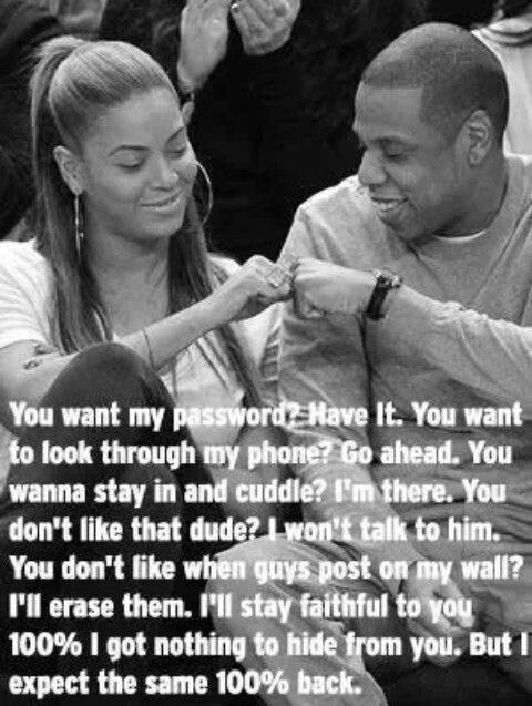 Love Beyonce Jay Z Quotes