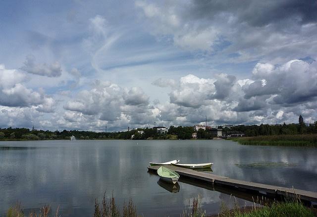 Loach | Helsinki | Finland by albert claret, via Flickr