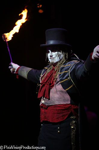 cirque berzerk, ringmaster - Google Search