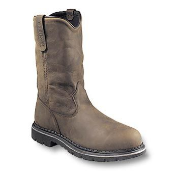 2270-Red Wing Slip-on Steel Toe waterproof work boot | Red Wing ...