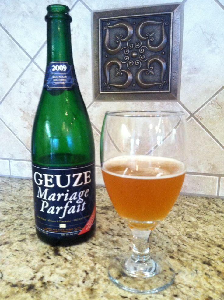 Brouwerij Boon - 2009 Geuze Mariage Parfait #beer #gueuze #BrouwerijBoon