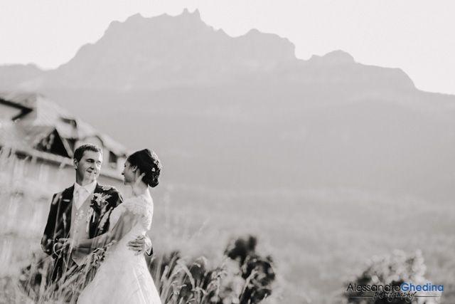 Alessandro e Monica | Cortina d'Ampezzo | fotografie di matrimonio nelle Dolomiti