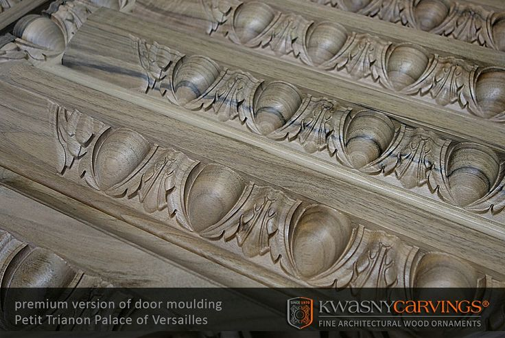 Finest quality of wooden milled mouldings.