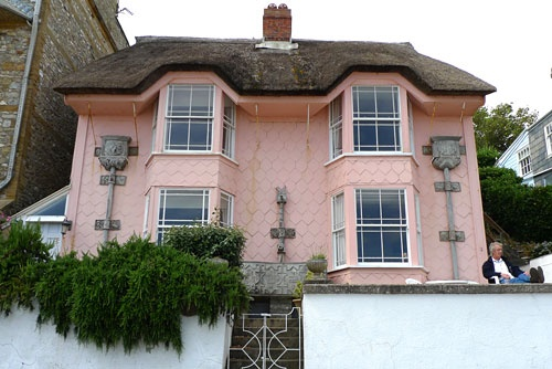 Lyme Regis Library House