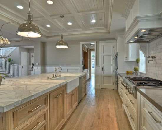 Tudor Gray Paint Ivory Walls And Natural Wood Floors Design, Pictures, Remodel, Decor and Ideas - page 2