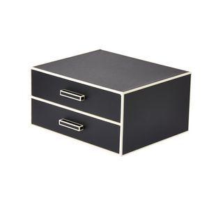 Semikolon Secretary Box Black