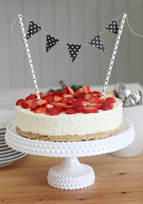 Sonens födelsedagskaka... - ellas inspiration