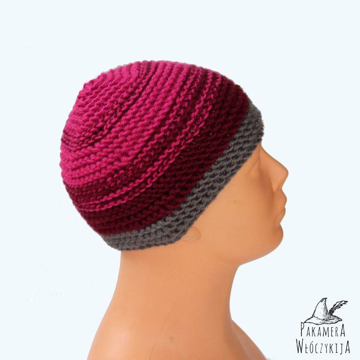 Urocza i bardzo kobieca, czapka z charakterem!  http://pakamera.wix.com/pakamera-wloczykija#!rozanecznik-alpejski/c2ig