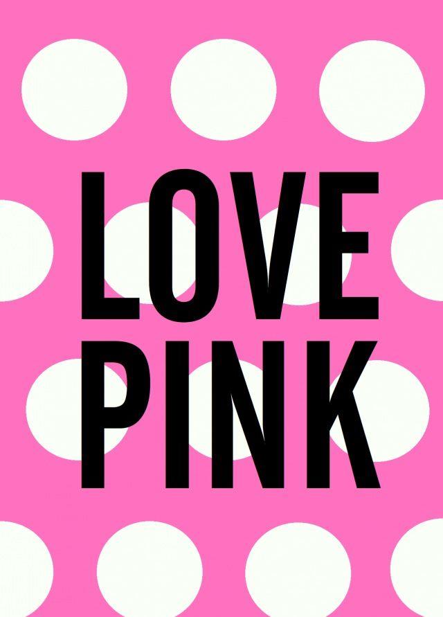 Love Pink by Victoria Secret