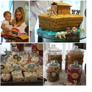 Noah's Ark theme