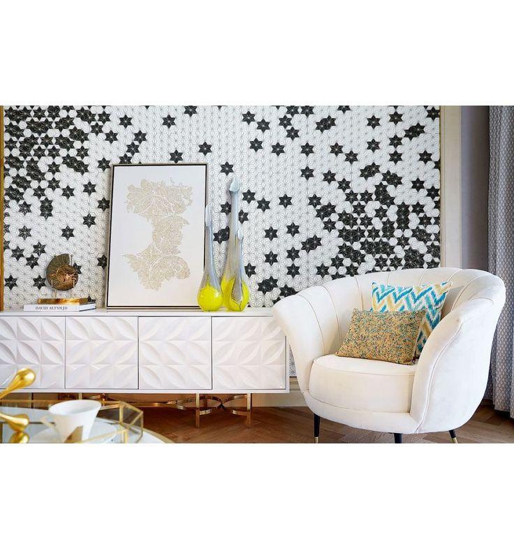 Constellation white - płytki ceramiczne/mozaika| sklep RawDecor.pl