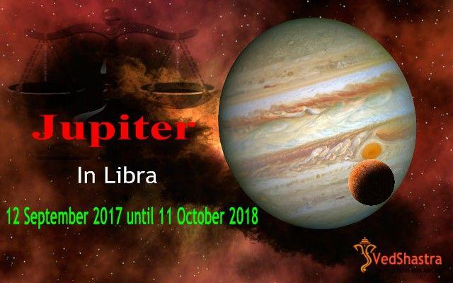 Jupiter Transit 2018   Astrology   Libra, Vedic astrology