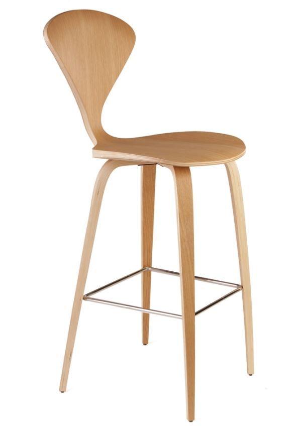 Replica Norman Cherner Barstool - 74cm Oak  sc 1 st  Pinterest & 135 best Kitchen u0026 Bar Stools images on Pinterest | Bar stools ... islam-shia.org
