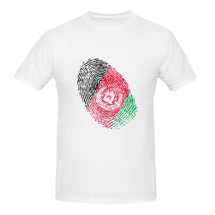 ==> [Free Shipping] Buy Best RTTMALL Rating Customized Flag Tops Mens funny Harajuku short sleeve casual Screw Neck Afghanistan Fingerprint Man Cheap T shirt Online with LOWEST Price | 32799990518
