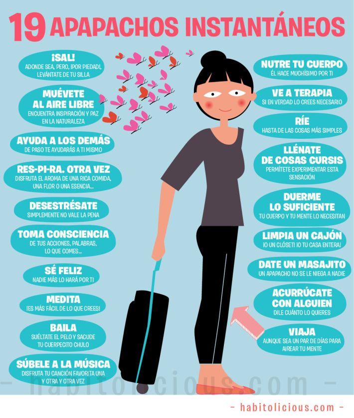 ¡¡¡Esta WEB es lo MÁXIMO sobre salud emocional que he encontrado!! Me encanta la sencillez y EFICACIA de sus mensajes !!!!!: habitolicious.com 19apapachos