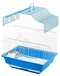 Küt Kubbeli Kuş Kafesi