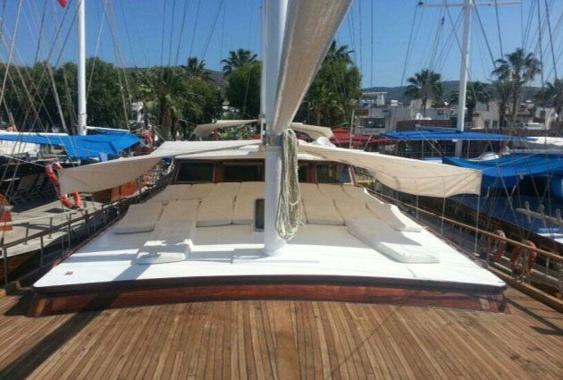Bodrum, private yacht charter, www.barbarosyachting.com