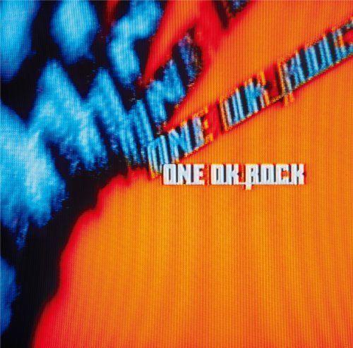 ONE OK ROCK ZANKYO REFERENCE J-Rock Music CD JAPAN