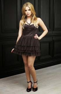 Chatter Busy: Ashley Benson Height