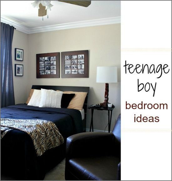 Boys Bedroom Makeover: The 25+ Best Teen Boy Bedrooms Ideas On Pinterest