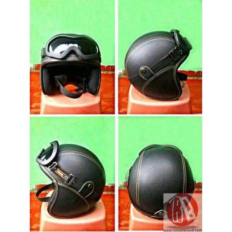 Helm Classic (HC-11) @Rp. 160.000,-   http://rumahbrand.com/helm-kustom/850-helm-classic.html