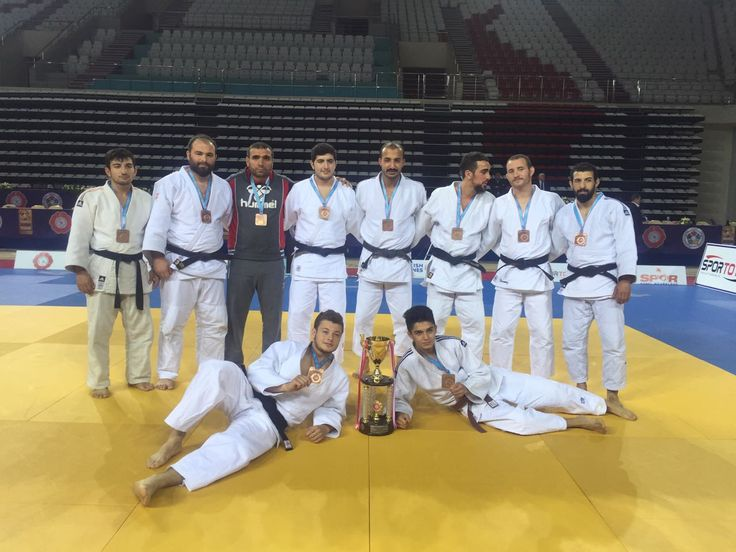 Türkiye Judo Süperlig 3.sü Konya SELÇUKLU BELEDİYESİ SPOR KULÜBÜ #IJF #TJF