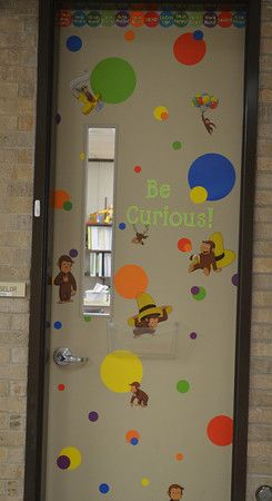 Classroom Doors - Be All You Can...  (Picture Heavy Post)