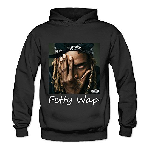 Women's Fetty Wap Swag Hoodies Sweatshirt Size US Black Women's Fetty Wap Swag Hoodies Sweatshirt Size US Black We Use High Quality And Eco-friendly Material And Inks! We Promise That Our Prints Will Not Fade, Crack Or Peel In The Wash. The Ink Will Last As Long As The Garment!We Do Not Use Cheap Quality Fetty Wap T-shirts Like Other Sellers. Our Fetty Wap Shirts Are Of High Quality And Super Soft! http://www.beststreetstyle.com/womens-fetty-wap-swag-hoodies-sweatshirt-size-us-black/