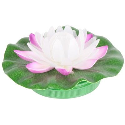 Fleur flottante led piscine - Matelas / Bouée / Brassard - Plein Air - Jardin / Plein Air | GiFi