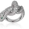Kaa anello di Boucheron