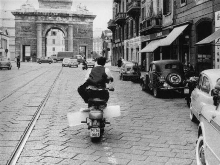 MESTIERI IL VENDITORE DI GHIACCIO Milano #TuscanyAgriturismoGiratola