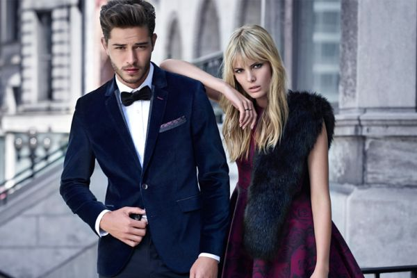 Discover the new RW&CO Holiday lookbook with Francisco Lachowski and Jessiann Gravel on franciscolachowski.co